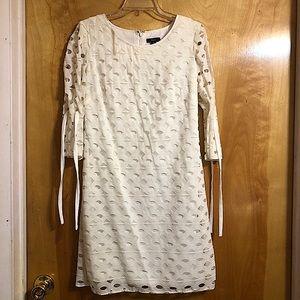 NWOT White Cutout Summer Dress